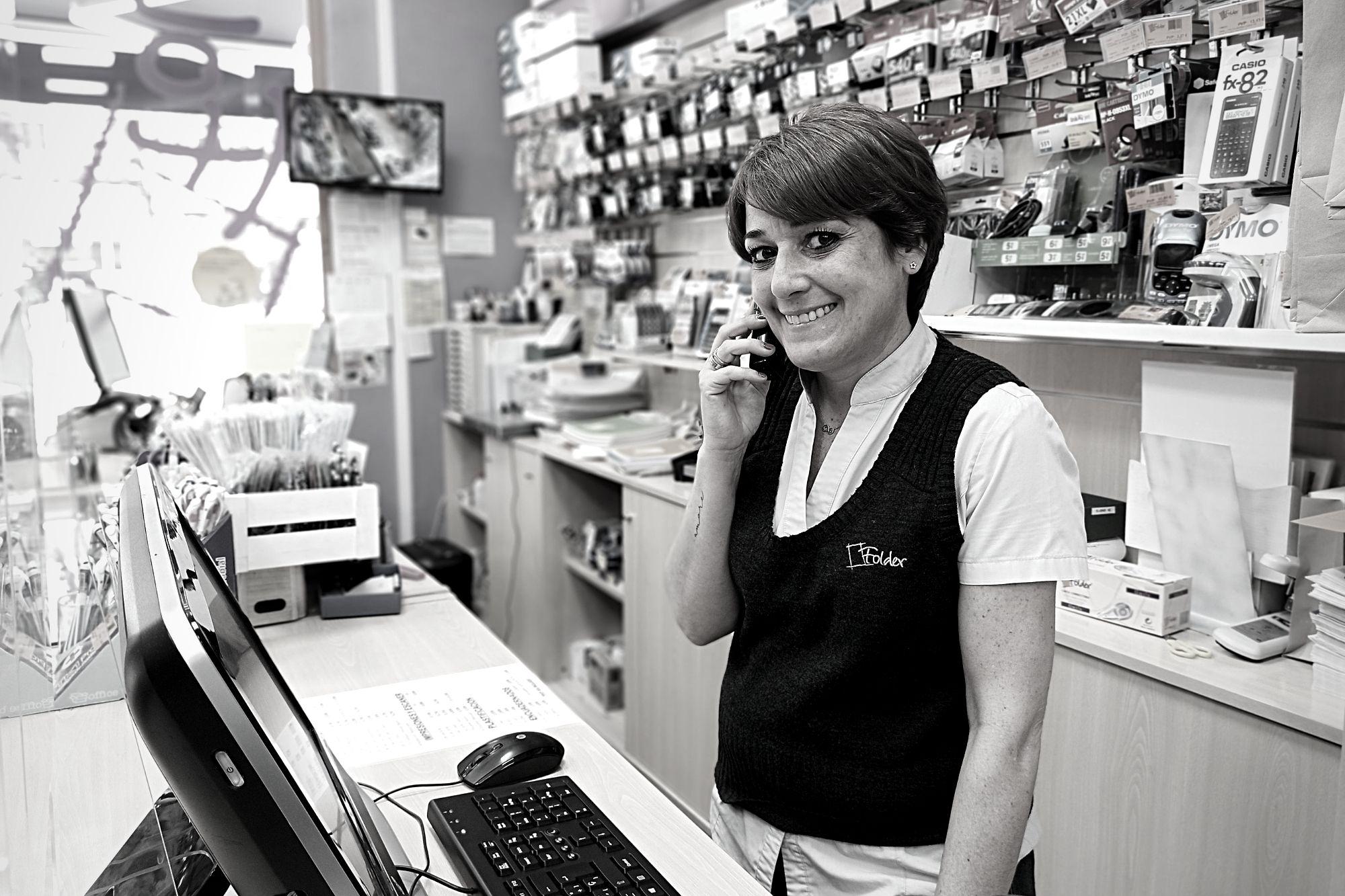 Patricia Sierra atención cliente calle giorgeta